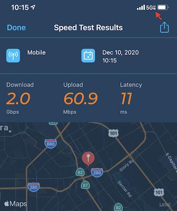 Q4'2020 – mmWave 5G Market Update
